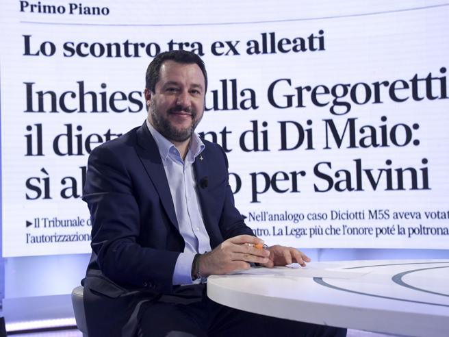Salvini a processo il 3 ottobre: breve analisi del caso Gregoretti e Open Arms