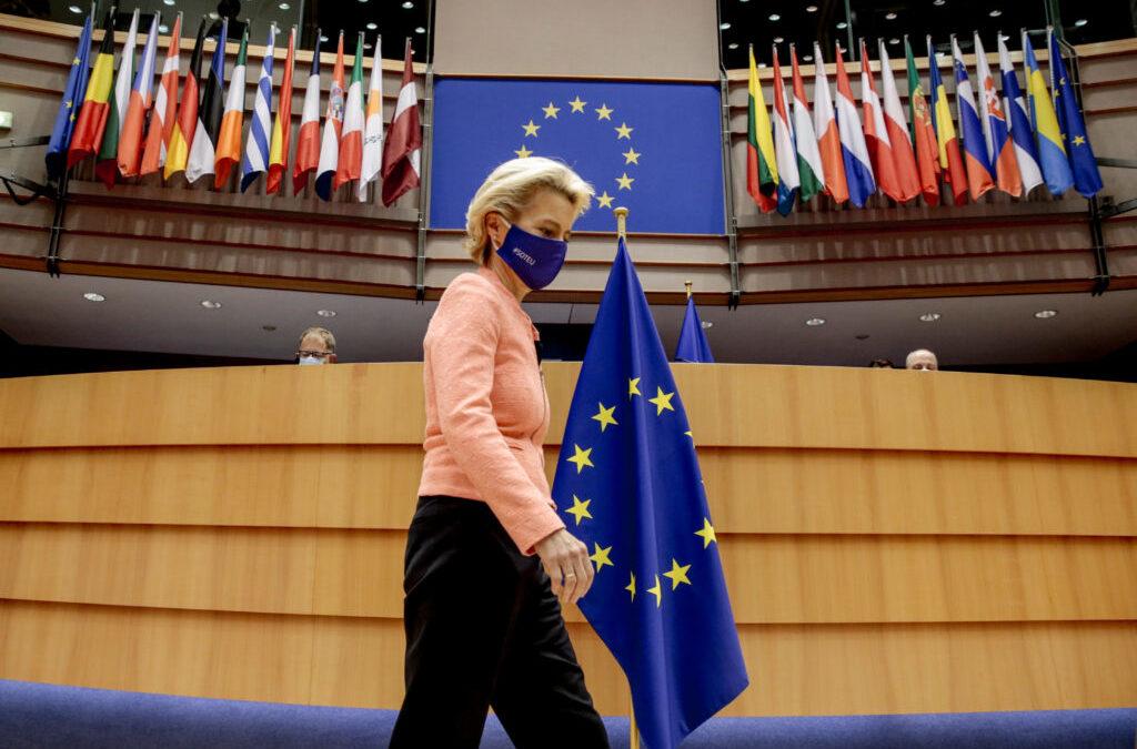 Universalità dei diritti umani: l'appello di Ursula Von der Leyen all'Unione europea