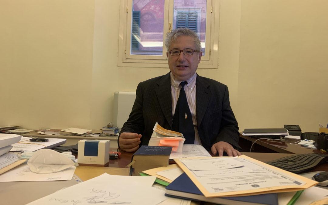 Un dialogo dai lati opposti del confine: intervista a Marco D'Orazi